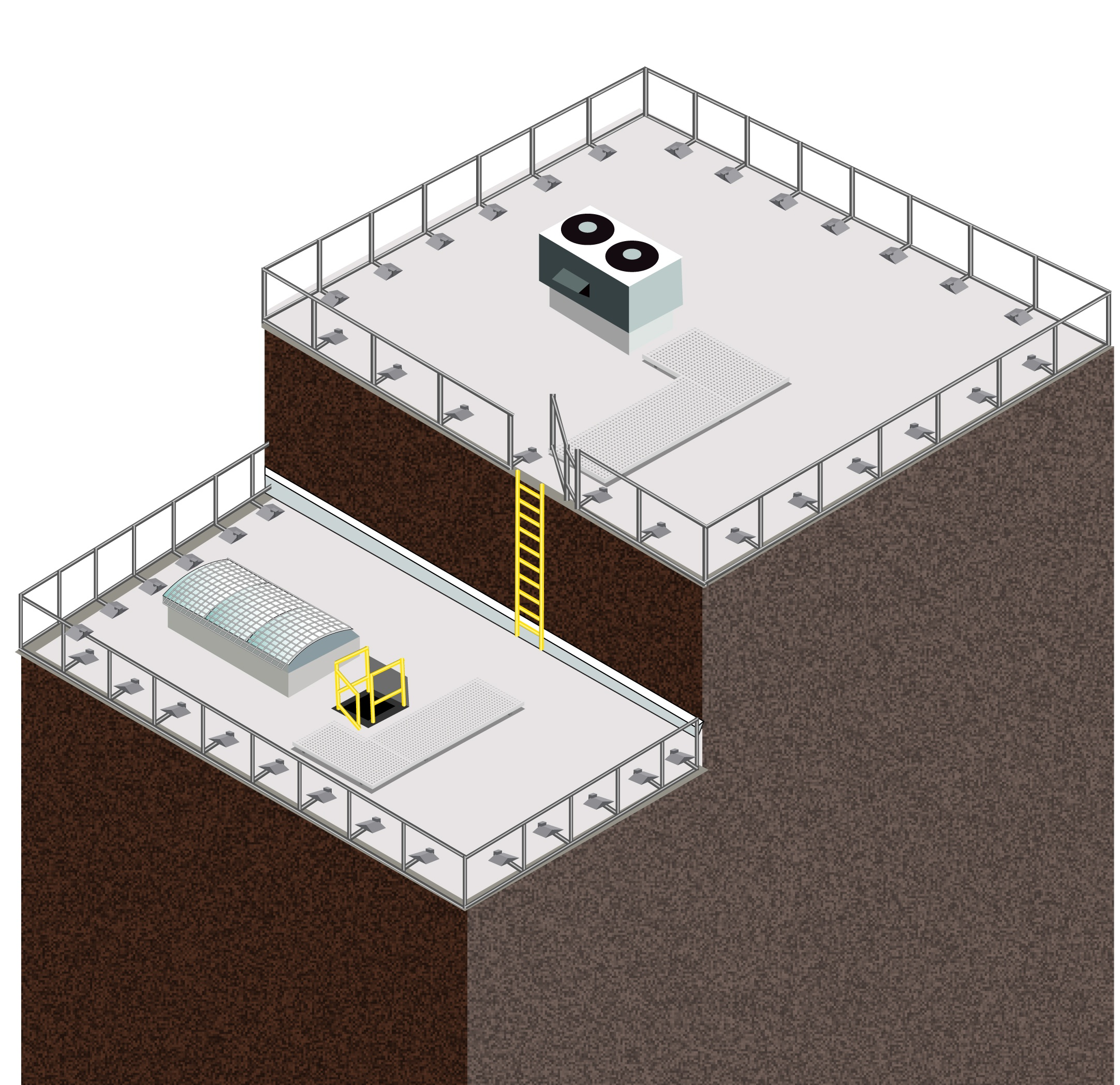 Safety Solutions Sample Box Rooftop Image