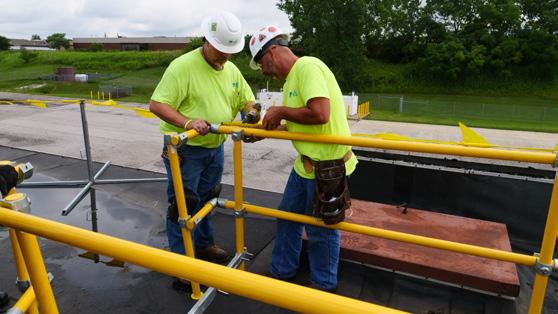 safety installation